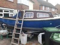 16ft Motor Boat