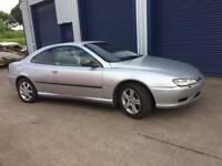 peugeot 406 coupe 2.0 2001