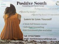 Six-Week individual Self Estem Course