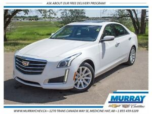 2015 Cadillac CTS Luxury AWD *Leather *NAV *H/C Seats