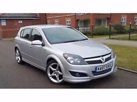 2007 Vauxhall Astra 1.8 i VVT 16v SRi Exterior Pack 5dr **F/S/H+CAMBELT DONE+IMMACULATE**