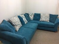 DFS GREAT CONDITION CORNER SOFA AND CUDDLE SOFA FOR SALE