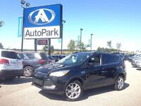 2013 Ford Escape SE ECOBOOST 4WD/ HEATED LEATHER SEATS/ NAVIGATI