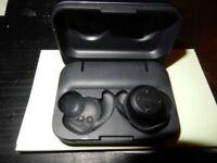 Jabra Elite Sport True In-Ear Wireless Headphones - Black