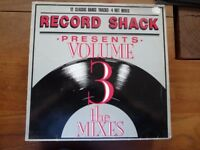 "Record Shack Volume 3 The Mixes 12"" Vinyl 1986"