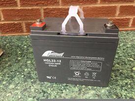 FULLRIVER HGL33-12, 12V 33AH UPS BATTERY