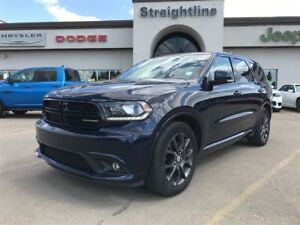 2017 Dodge Durango RT AWD 5.7L Hemi, Sunroof