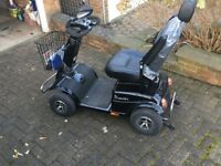 Rascal pioneer mobility scooter 18 months old excellent condition