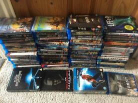 Bundle 81 Blu Ray Films The Mummy Spider-Man The Croods