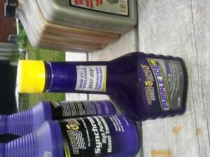 PURPLE ICE SYNTHETIC COOALNT ADDITIVE AND CONDITIONER Cambridge Kitchener Area image 1
