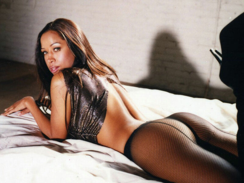 GLOSSY PHOTO PICTURE 8x10 Stacey Dash Shoulder