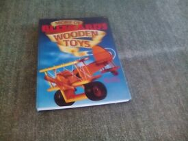 wooden toy maker book