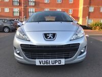 PEUGEOT 207 1.4 ACTIVE 5 DOORS MANUAL PETROL HATCHBACK GENUINE MILEAGE 29K AND 1 YEAR MOT