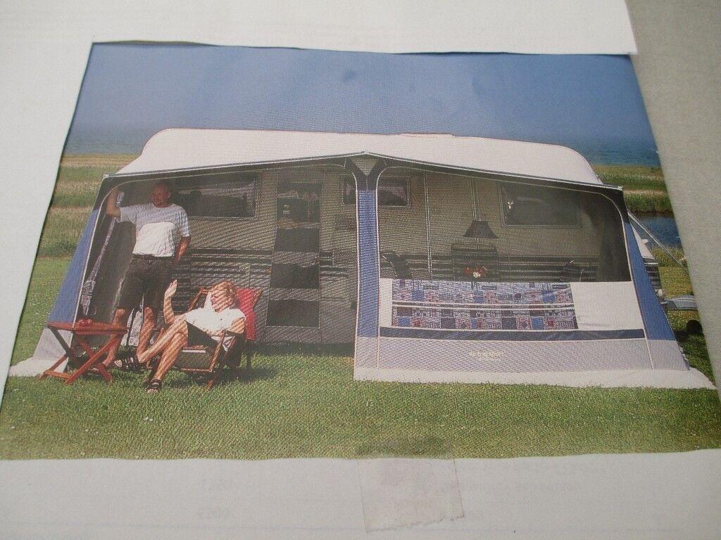 Trio Sport full size caravan awning | in Locks Heath ...