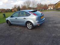 Ford Focus LX 5 door Hatchback petrol manual