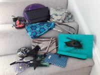 Bag of ladies accessories