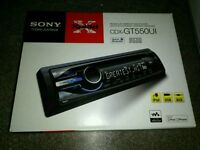 Sony xplod cdx-gt550ui