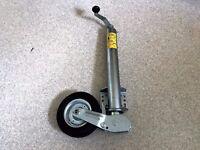 jockey wheel Genuine Knott - Avonride 60mm Retractable Jockey Wheel Heavy Duty