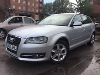 60 Reg -Audi A3 - Se- TDI - 1.6 Diesel - Year mot - £20/Year Road Tax - New tyres - perfect example