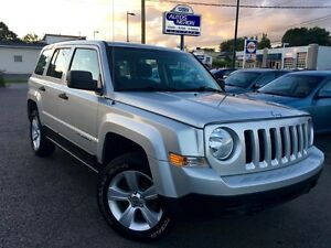 2013 Jeep Patriot 4x4