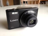 Panasonic Lumix DMC-SZ10 Digital Camera - Black