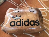 Adidas Peter Black 70s hold-all/travel bag
