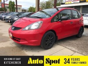 2014 Honda Fit LOW, LOW KMS/PRICED-QUICK SALE!