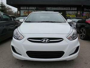 2015 Hyundai Accent GLS 4-Door 6A Cambridge Kitchener Area image 2