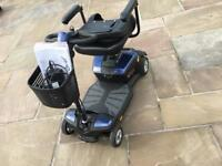 Pride apex rapid boot scooter with big battery pack