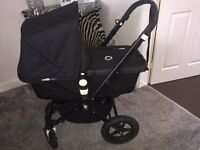 Special Edition All Black Bugaboo Cameleon 2