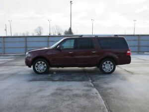 2012 Ford EXPEDITION MAX LIMITED 4WD