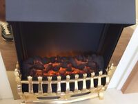 Adams Electric Fire