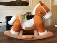 Rocking horse only £3