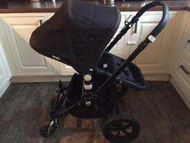 Bugaboo Cameleon pushchair and complete accessories (view all photos for full details)
