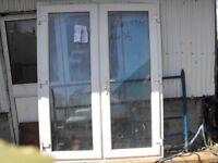 French Doors PVC for Sale