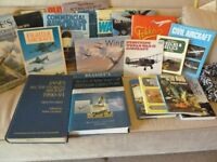 Aircraft Books good condition
