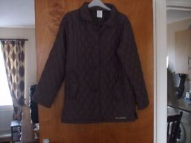 Women's Coat , medium 3/4 length , Ted Lapidus