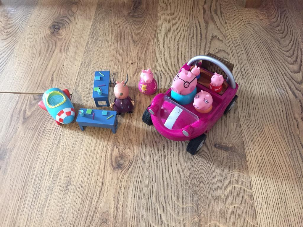 Peppa pig big bundle!!!! See photos