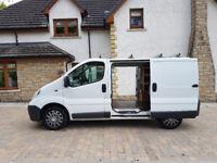 Vauxhall Vivaro – Very Low Miles, Twin Side Doors, Fantastic Van