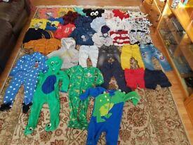 JOBLOT X 29 KID CHILDREN CLOTHES AGE 18 MONTHS - 2 YEARS H&M, GAP, NEXT ETC EXCELLENT CONDITION