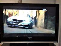 42 Samsung PS42Q7HD HD Ready Digital Plasma TV + REMOTE (2006)