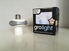 Grolight Nightlight - Bayonet Fitting