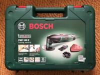 BOSCH Multi Tool Cutting Sanding - Used Once