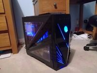 WINDOWS 10 FULL PACKAGE PC, MONITOR KEYBOARD MOUSE INCLUDED,8GB RAM, 1TB STORAGE, AMD A8-5600K CPU