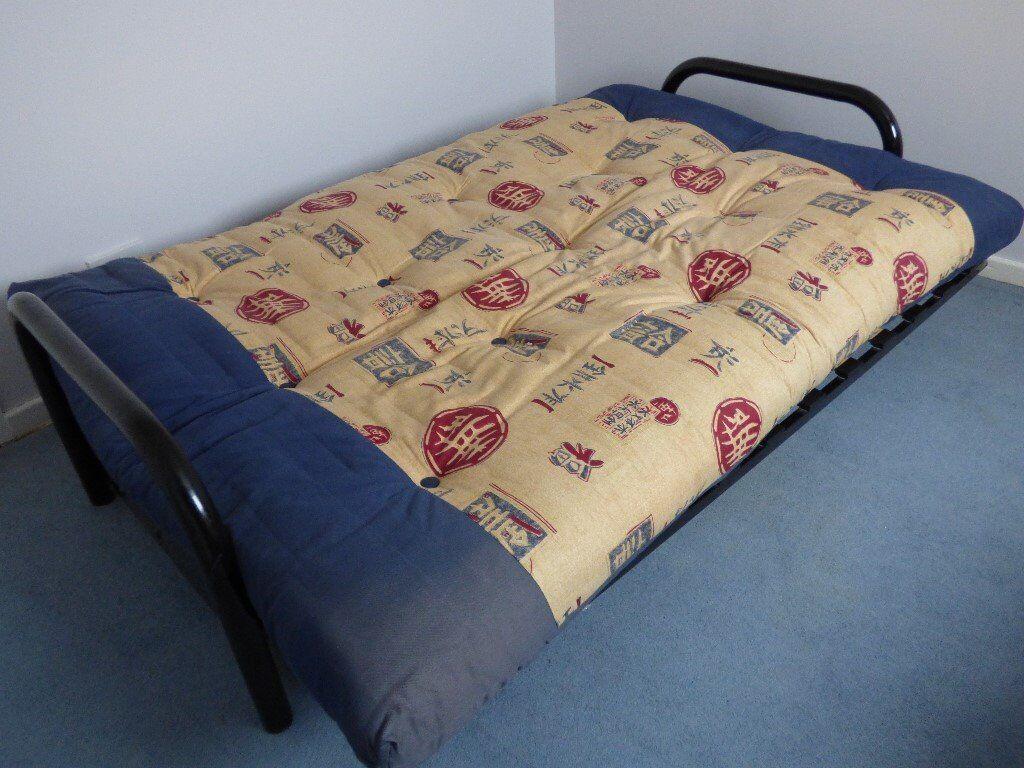 Double Futon Bed