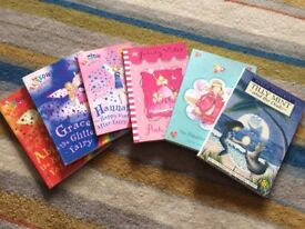 Selection of girls paperback books