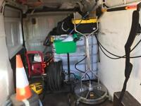 SOLD SOLD SOLD Honda GX390 21lpm 200bar pressure Washer with lances Whirlaway