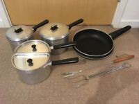 Pans for sale