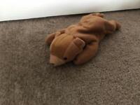 Beanie Baby TY Bear Cubbie