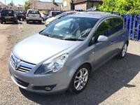 L@@K VAUXHALL CORSA SXI A/C 1.2L///ONE YEAR MOT///SERVICE HISTORY///3 MONTHS WARRANTY